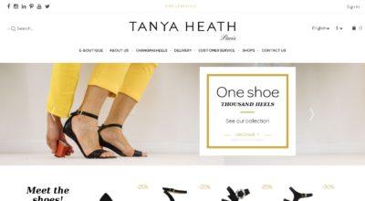 TANYA HEATH Paris