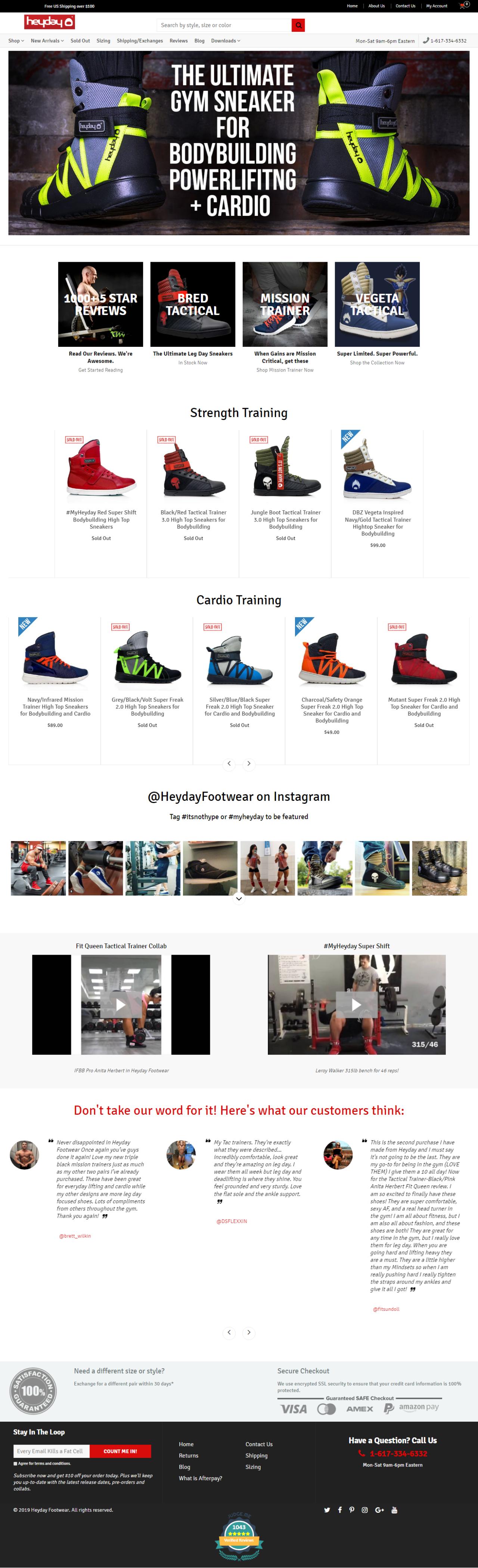 Hayday Footwear